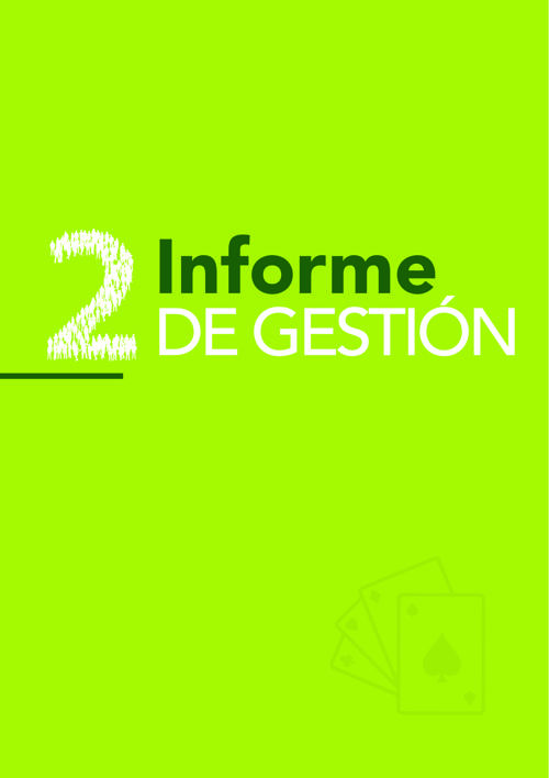 2. INFORME DE GESTION