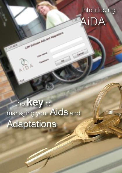 AiDA Brochure