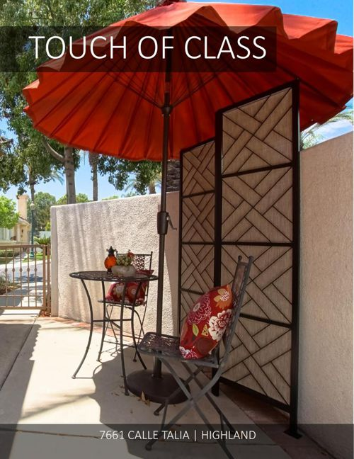 Platinum Brochure 8 PAGE Ayala Calle Talia example