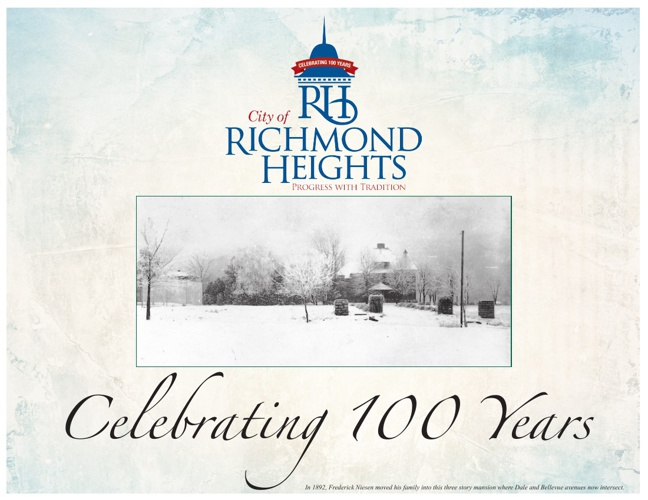 Richmond Heights 2013 City Calendar
