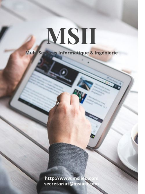 plaquette MSII notre solution-