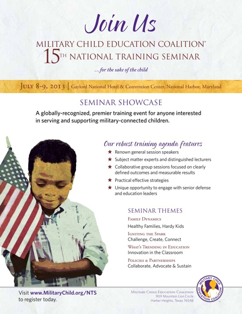 MCEC National Training Seminar