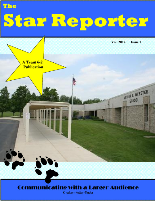 The Star Reporter 2012