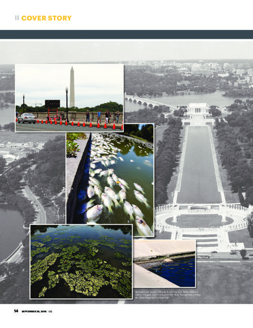 National Mall Faces Crises of Funding and Identity, CQ Magazine