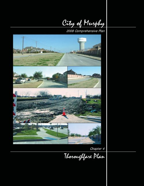 Murphy 2008 Thoroughfare Plan