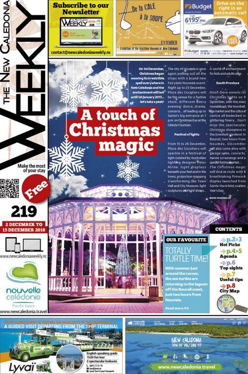 Weekly N°219 02december -15 december