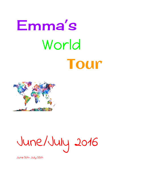 Emma's World Tour