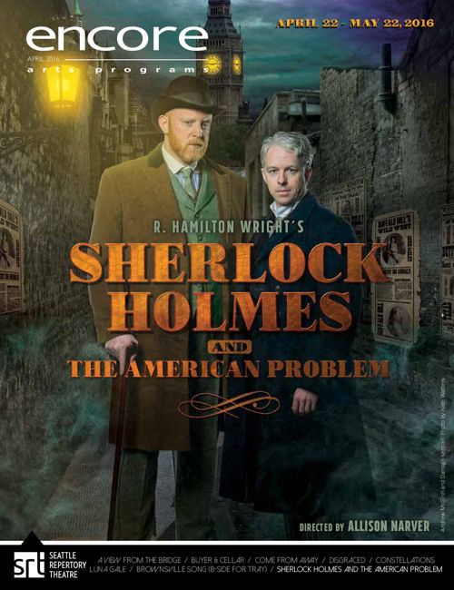 Sherlock Holmes and The American Problem