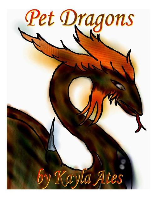 Pet Dragons by Kayla Ates