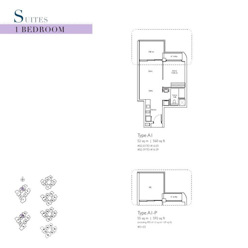 1464_LakeVille - Floor Plans