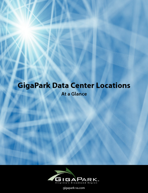 Gigapark Data Center Sites At A Glance