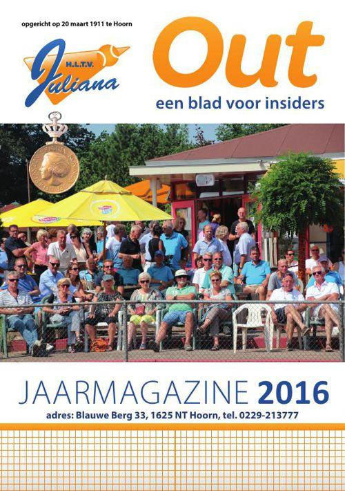 HLTV Jaarmagazine 2016