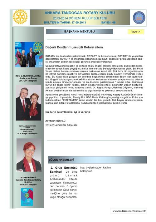 Tandogan Rotary Bülten-06