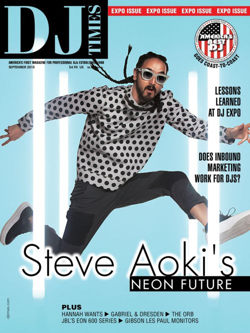 The Orb: DJ Times September 2015 Issue