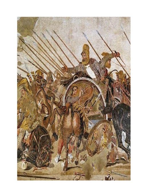 Battle In the Persian War
