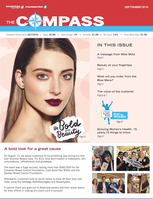 The Compass - September 2016