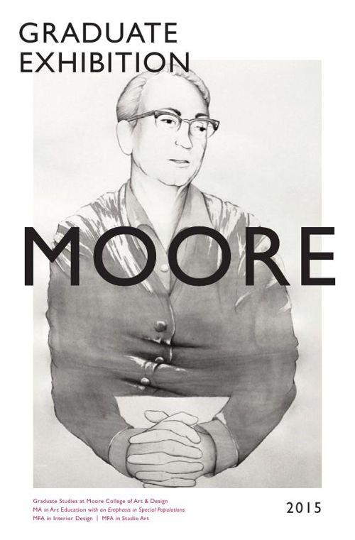 Moore_Grad-Exhibition Catalog 2015_