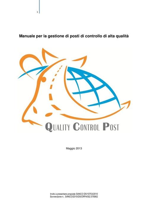 Quality Control Post (Italian)