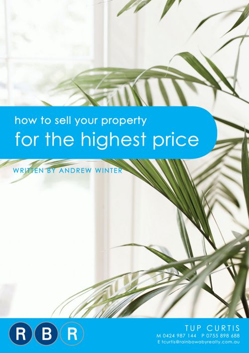 How to sell your property for the highest price - tup
