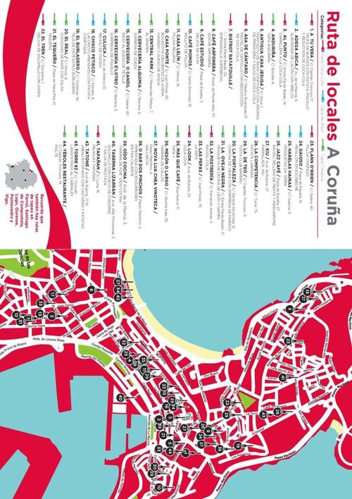 Destapa Galicia: A Coruña del 29 marzo al 14 abril