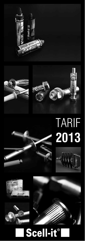 Tarif Scell-It