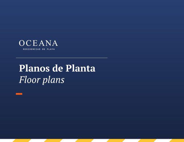 Oceana - Planos por Prototipo - esp
