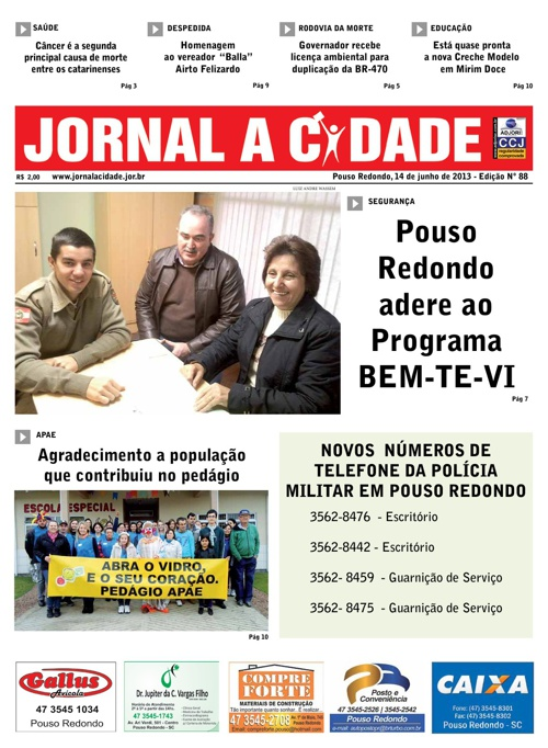 JAC - EDIÇÃO 88