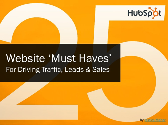 25 Must Haves For Driving Traffic Leeds and Sales