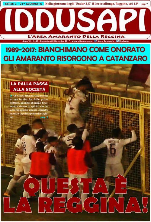 40. Catanzaro-Reggina 0-1
