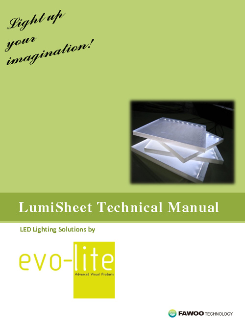 LumiSheet Technical Manual