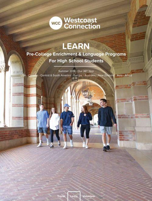 WCC - Learn Brochure 2018