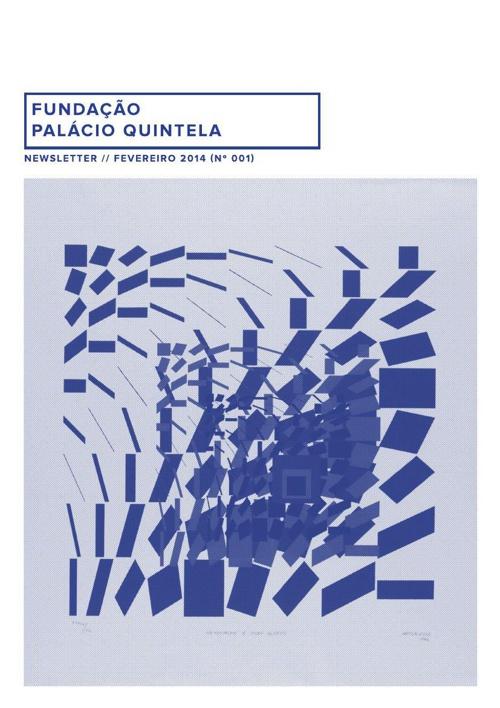 NEWSLETTER | Fundação Palácio Quintela (Fev. 2014)