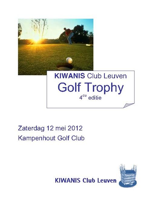 4de Kiwanis Leuven Golf Trophee