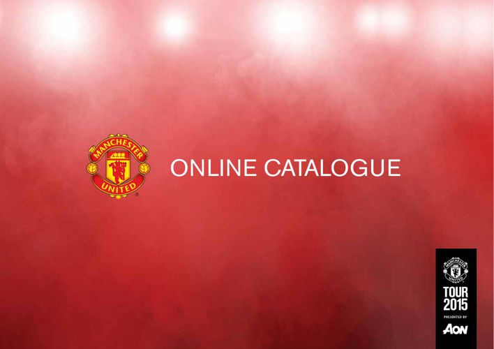 MANCHESTER UNITED ONLINE CATALOGUE COVER DRAFT V2