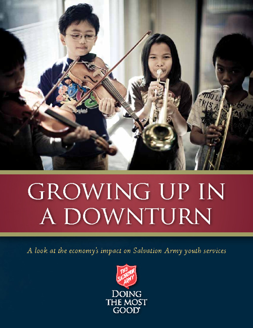 Growing Up in a Downturn