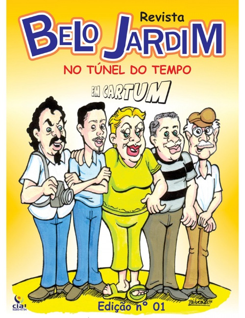 Revista Belo Jardim
