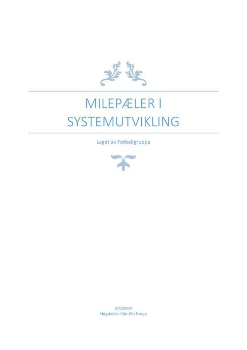 Flipbook - Systemutvikling