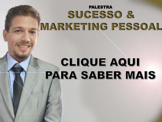 Sucesso e Marketing Pessoal