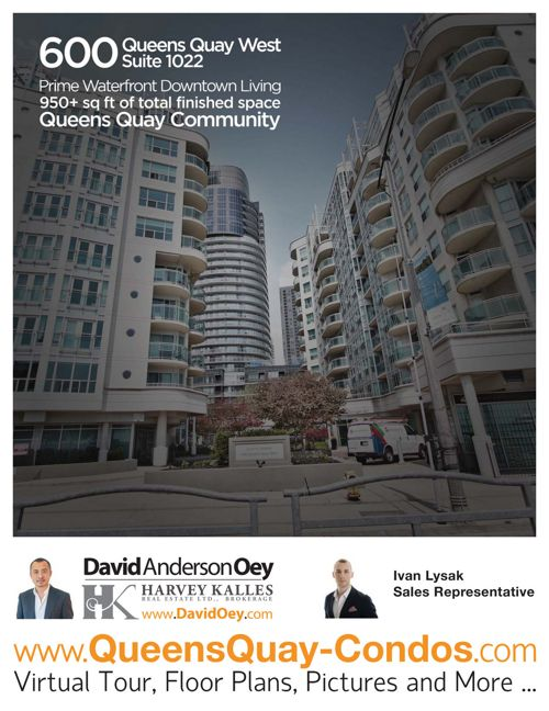 600 Queens Quay 1022 Feature Booklet Online