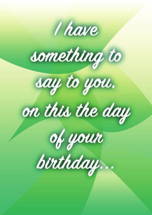 Becca's Birthday Card