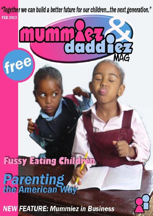 mummiez & daddiez magazine