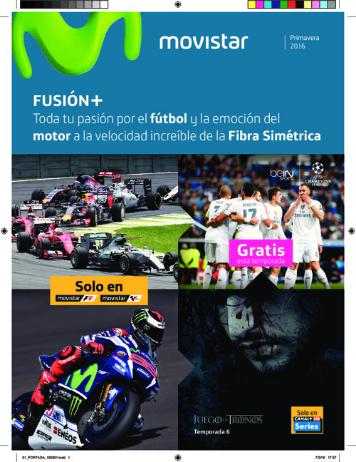 REVISTA PRIMAVERA MOVISTAR