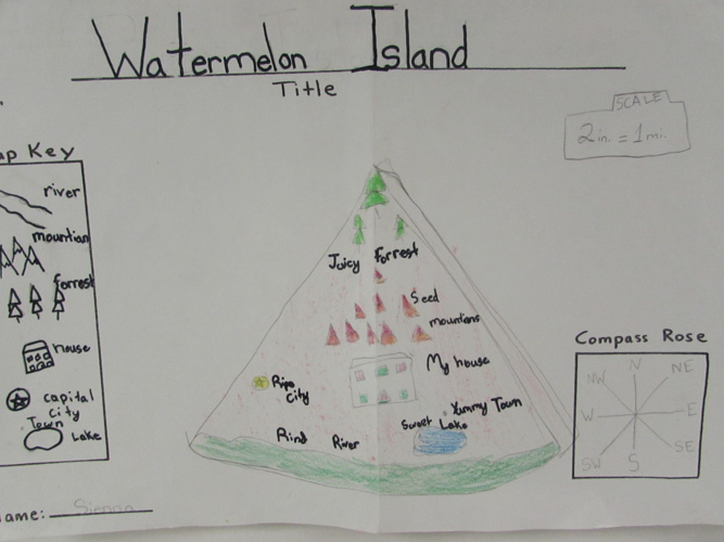 Copy of Copy of Island Map Projects by 3J