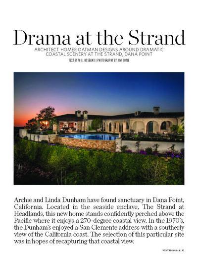 California Homes Magazine, 2013