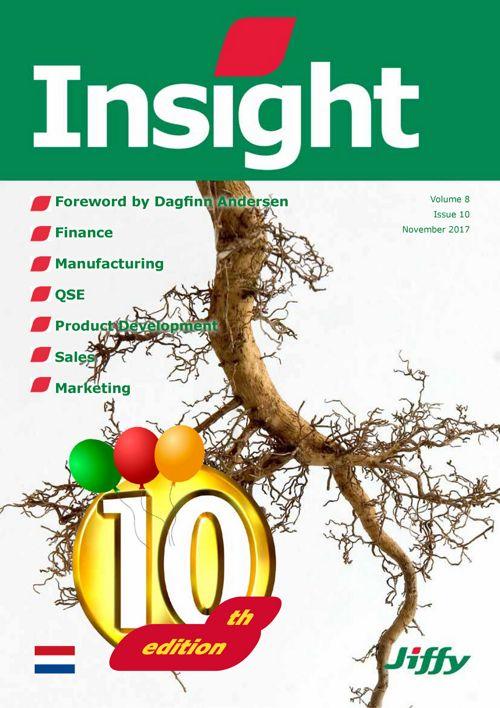 Insight Edition no. 10 - 2017 - Dutch