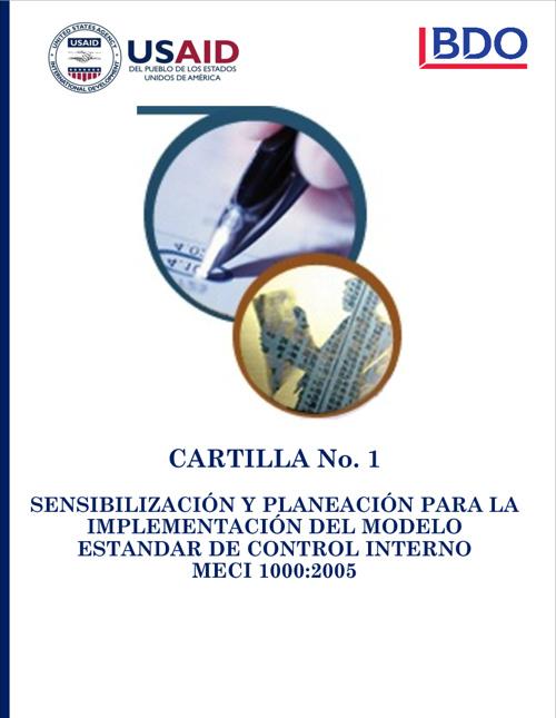1 - Cartilla Sensibilización y Planeación para la Implementación