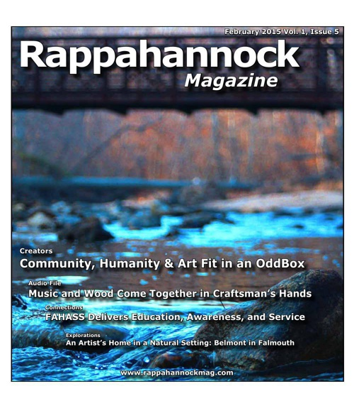 Rappahannock Magazine February 2015 - Web Edition