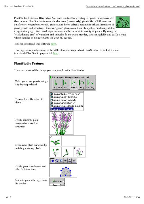 PlantStudio