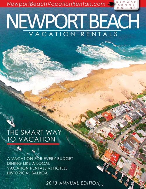 2013 Newport Beach Vacation Rentals Magazine