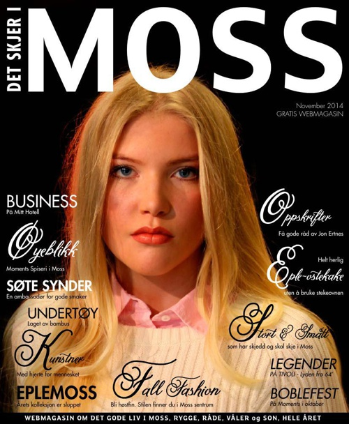 Det skjer i Moss webmagasinet november 2014